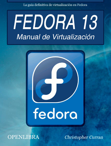 Fedora 13: Manual de virtualización