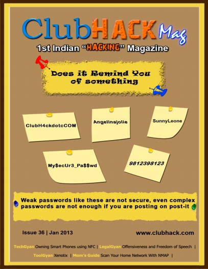 Club Hack Magazine #36