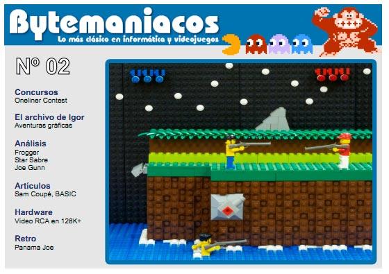 Bytemaniacos #2