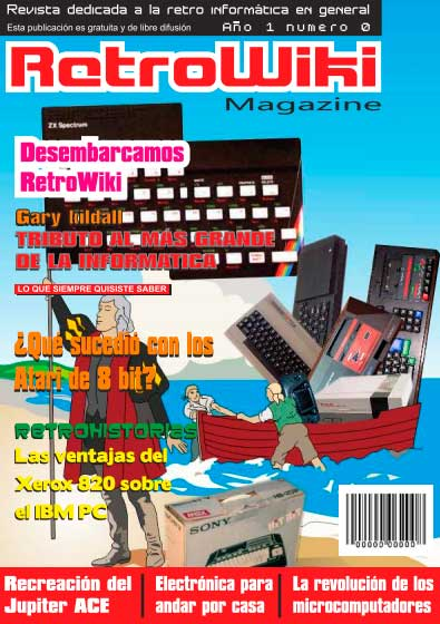 RetroWiki Magazine #0