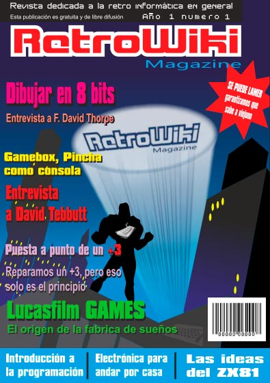 RetroWiki Magazine #1