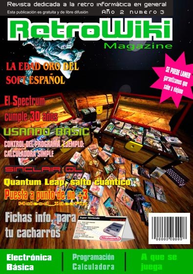 RetroWiki Magazine #3