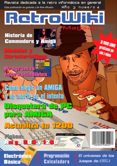 RetroWiki Magazine #4