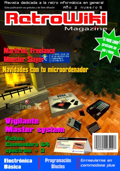 RetroWiki Magazine #5
