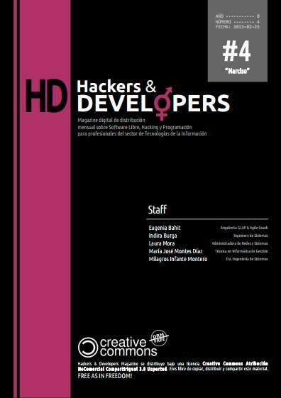 Hackers & Developers #4