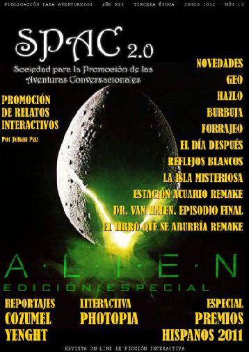 SPAC 2.0 #13