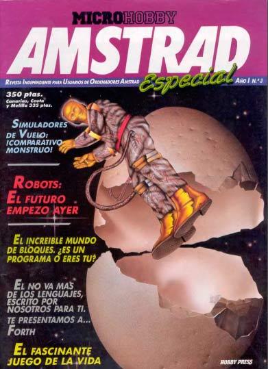 Amstrad Especial #03