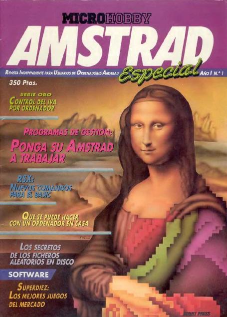 Amstrad Especial #01