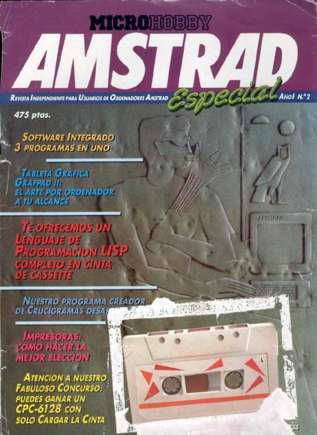Amstrad Especial #02