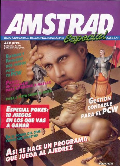 Amstrad Especial #04