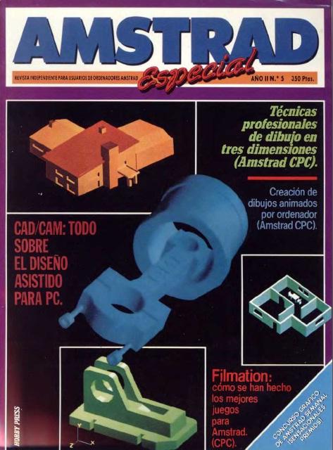 Amstrad Especial #05