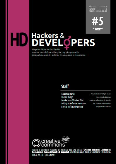 Hackers & Developers #5