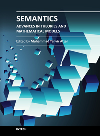 Semantics - Advances in Theories and Mathematical Models