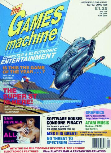 The Games Machine #7