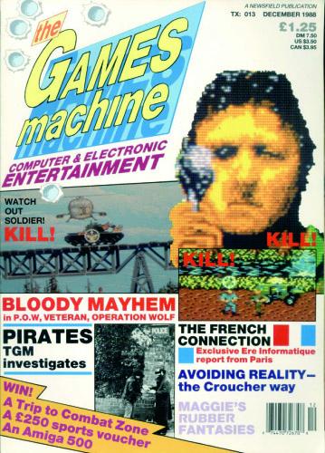 The Games Machine #13