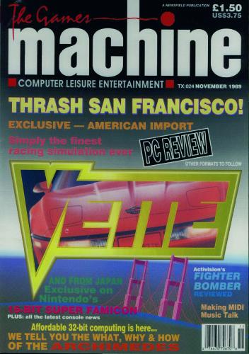 The Games Machine #24