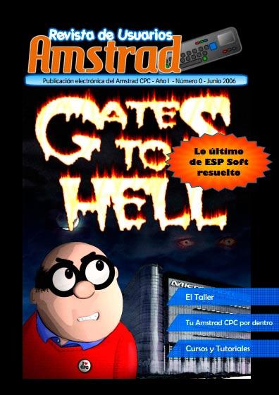 Revista de Usuarios Amstrad #0