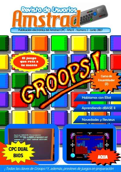 Revista de Usuarios Amstrad #2
