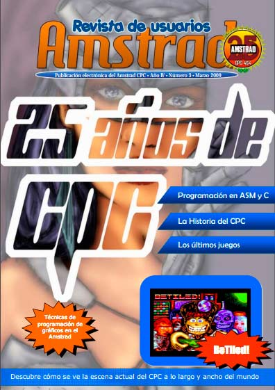 Revista de Usuarios Amstrad #3