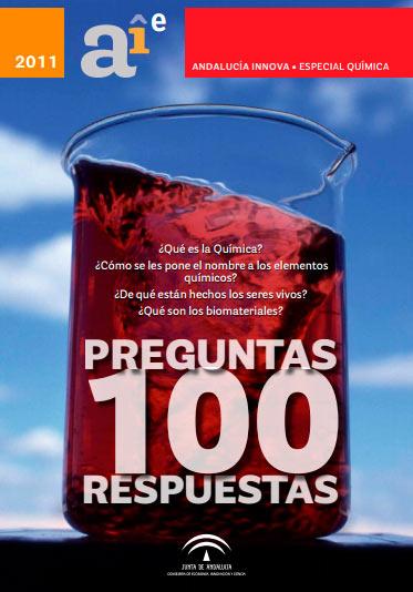 Especial Química. 100 preguntas, 100 respuestas