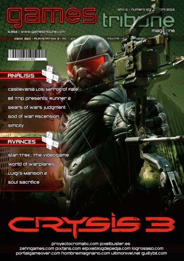 Games Tribune Magazine #50