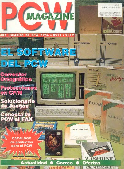 PCW Magazine #01