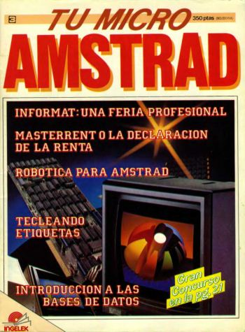 Tu Micro Amstrad #3