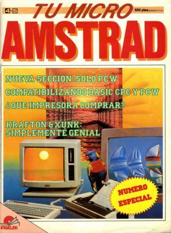 Tu Micro Amstrad #4 - #5