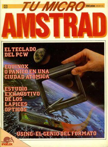 Tu Micro Amstrad #6