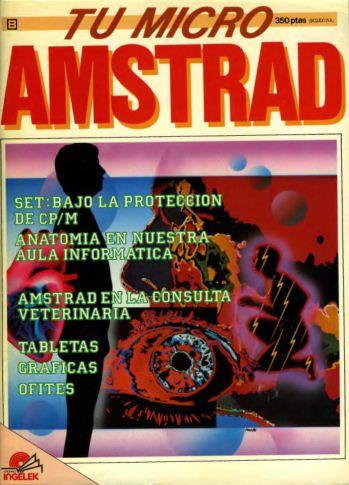Tu Micro Amstrad #8