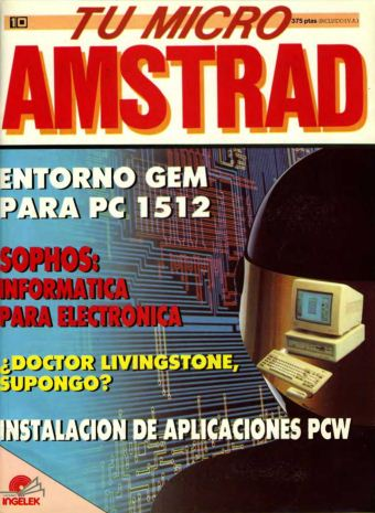 Tu Micro Amstrad #10