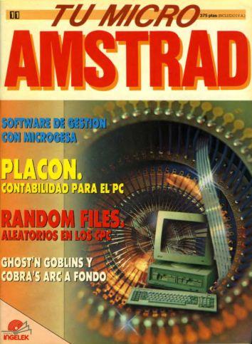 Tu Micro Amstrad #11