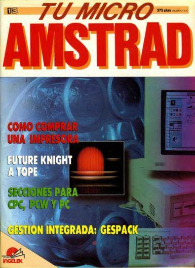 Tu Micro Amstrad #13