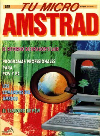 Tu Micro Amstrad #14