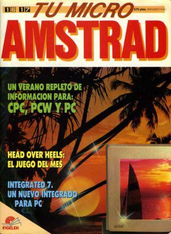 Tu Micro Amstrad #16 - #17