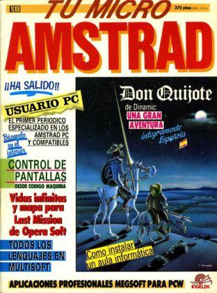Tu Micro Amstrad #18
