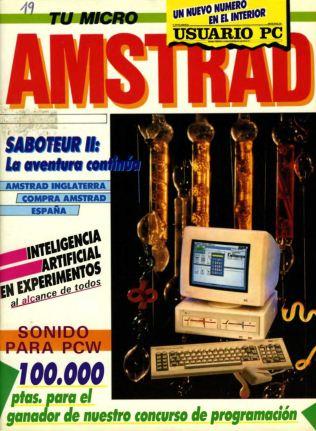 Tu Micro Amstrad #19