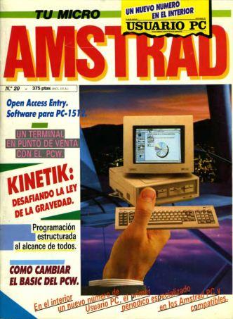 Tu Micro Amstrad #20