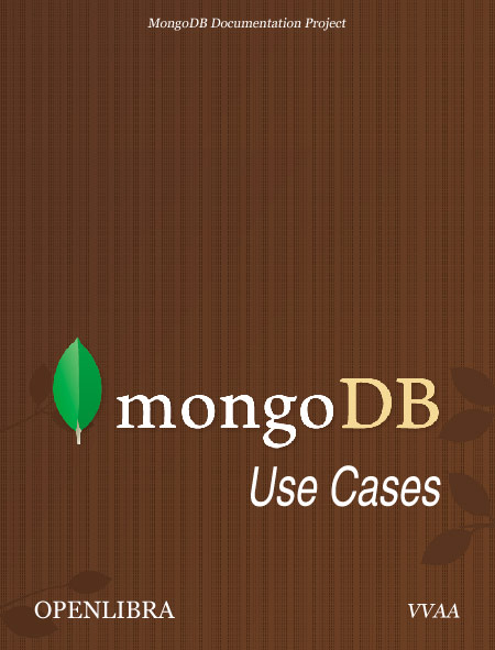 MongoDB Use Cases