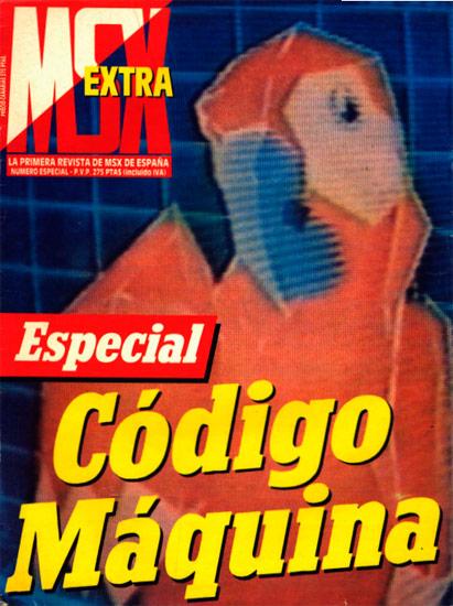 MSX Extra: Especial Código Máquina