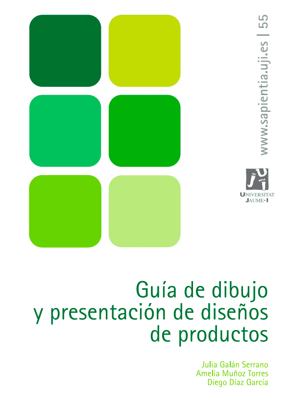 Guía de dibujo y presentación de diseños de productos
