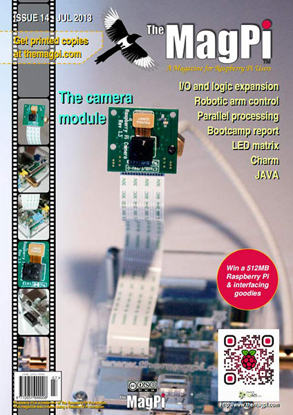 The MagPi #14