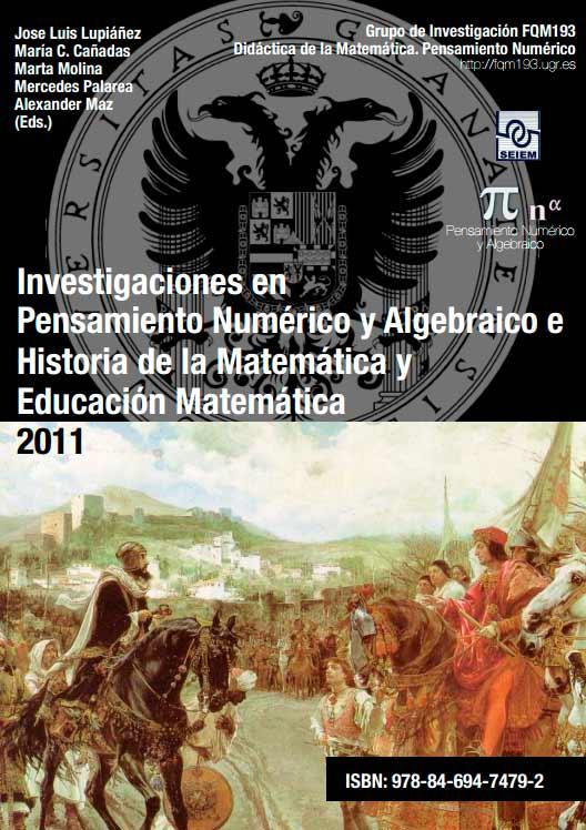Investigaciones en Pensamiento Numérico y Algebraico