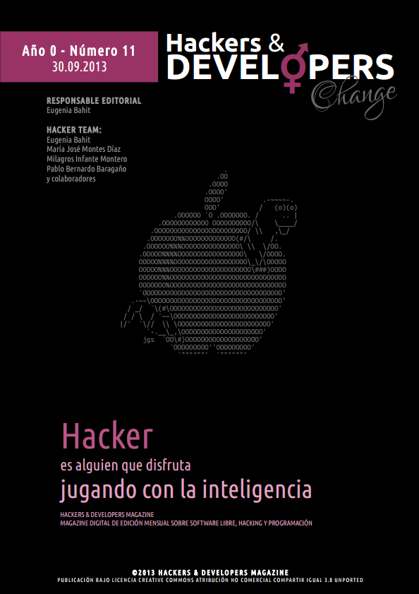 Hackers & Developers #11
