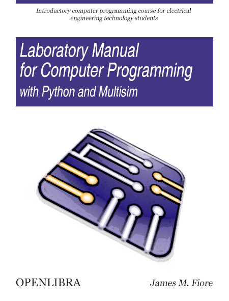 Laboratory Manual for Computer Programming