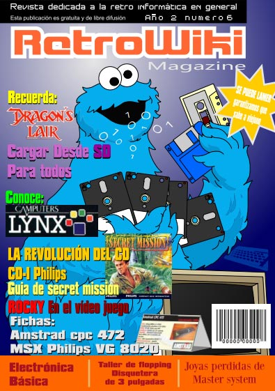 RetroWiki Magazine #6