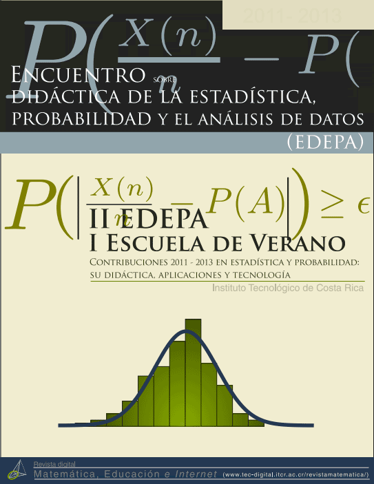 Encuentro sobre didáctica de la Estadística, Probabilidad y el Análisis de datos