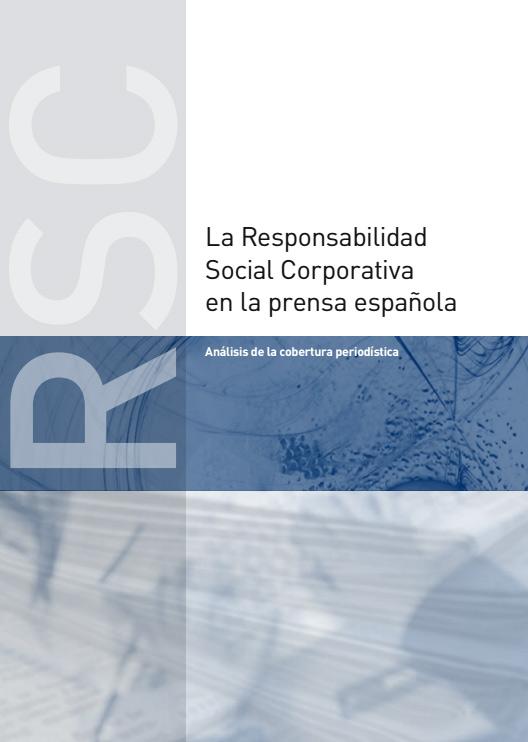 La Responsabilidad Social Corporativa en la prensa española