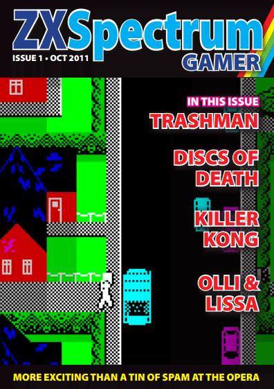 ZX Spectrum Gamer #1