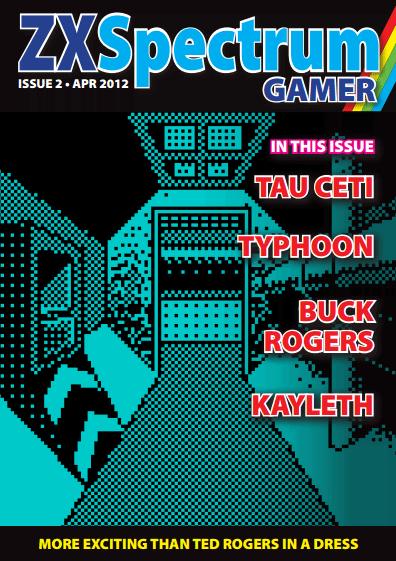 ZX Spectrum Gamer #2